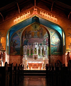 Saint Anthony Church Sanctuary